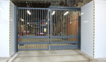 ezi secuirty gates for industrial use