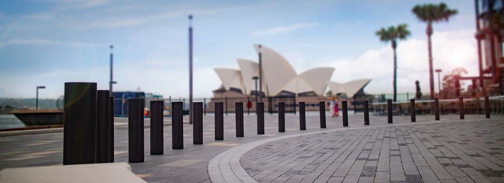 safety bollards sydney